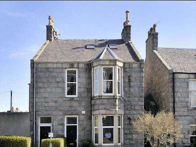 Image of 2 Bedroom Flat  For Sale at Whitehall Road, Aberdeen, AB25 at Whitehall Road  Aberdeen, AB25 2PR