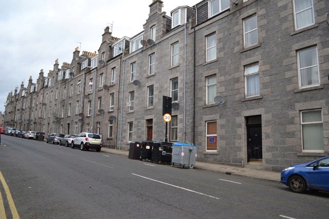 Image of 1 Bedroom Flat  To Rent at Esslemont Avenue, Aberdeen, AB25 at City Centre Aberdeen Aberdeen, AB25 1SP