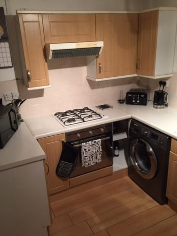 Image of 2 Bedroom Terraced House  To Rent at Lee Crescent North, Bridge of Don, Aberdeen, AB22 at Bridge of Don Aberdeen Aberdeen, AB22 8GF