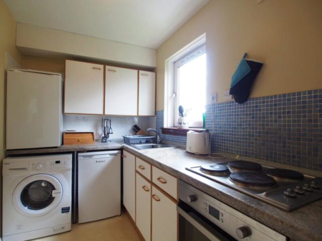Image of 1 Bedroom Flat  To Rent at Lee Crescent North, Bridge of Don, Aberdeen, AB22 at Bridge of Don Aberdeen Aberdeen, AB22 8FP