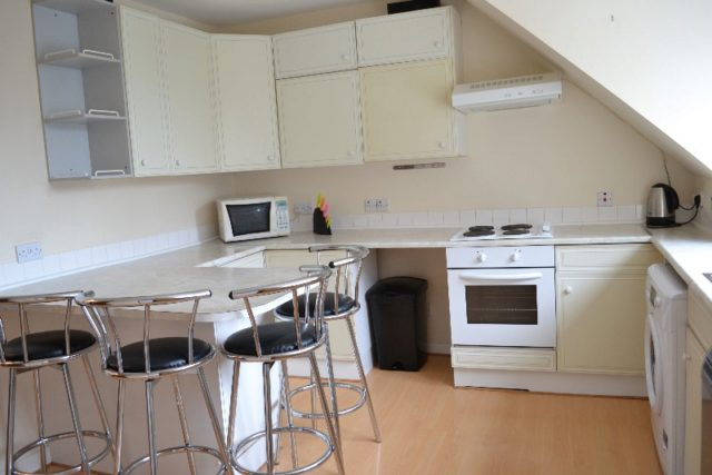 Image of 2 Bedroom Flat  To Rent at Holburn Street, Aberdeen, AB10 at City Centre Aberdeen Aberdeen, AB10 6BX