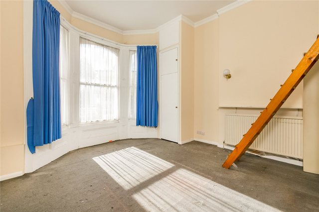 Studio Flat For Sale In Sinclair Gardens London W14 For Sale