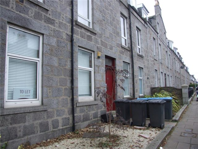 Flat For Rent In Mount Street Aberdeen Ab25 2 Bedroom To Let Ab25
