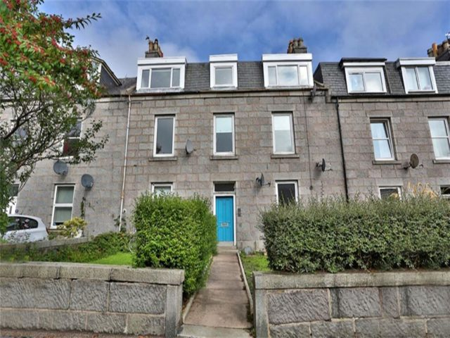 Flat For Rent In Allan Street Aberdeen Ab10 2 Bedroom To